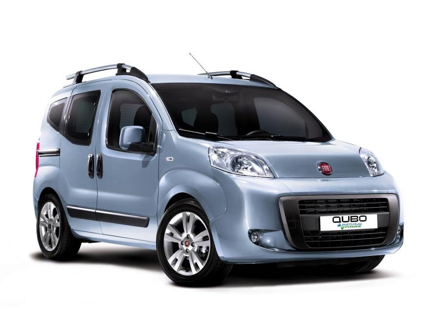 2009 Fiat Qubo Natural Power
