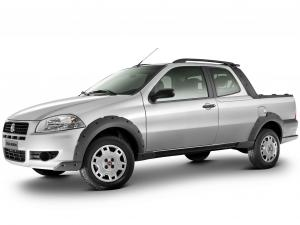 2009 Fiat Strada Working CD