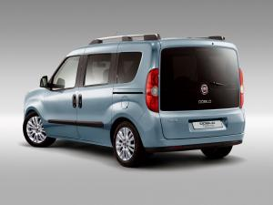 2010 Fiat Doblo Natural Power