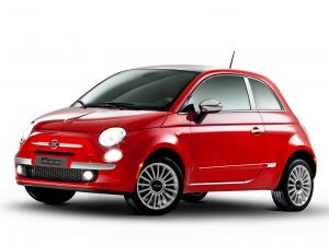 Fiat 500 Lounge Air 2011 года