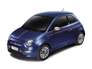 Fiat 500 Nation 2011 года