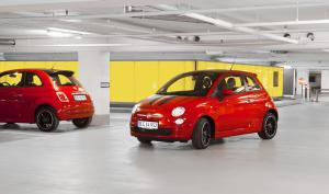 2011 Fiat 500 TwinAir by Abarth