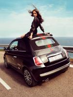 Fiat 500C by Gucci 2011 года