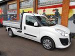 Fiat Doblo Work Up 2011 года (UK)
