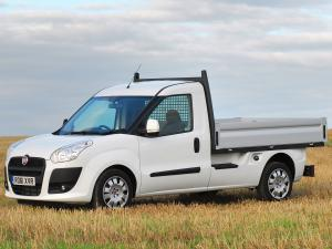 Fiat Doblo Work Up 2011 года