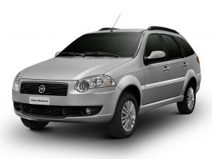 Fiat Palio Weekend 35 anos 2011 года