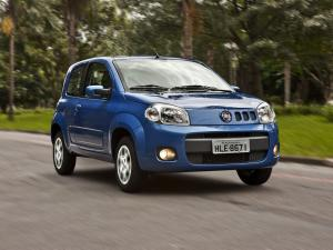 Fiat Uno Attractive 3-Door 2011 года