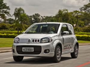 2011 Fiat Uno Sporting 3-Door