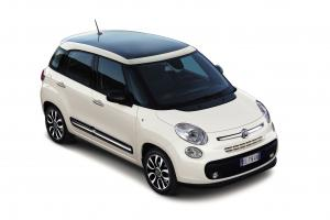 2012 Fiat 500L Panoramic Edition