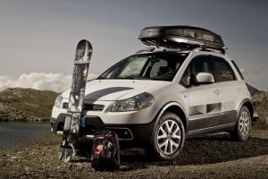 2012 Fiat Sedici with Pack Nitro