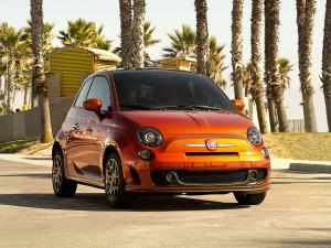 Fiat 500 Turbo Cattiva 2013 года