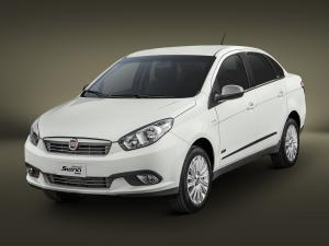 Fiat Grand Siena Sublime 2013 года
