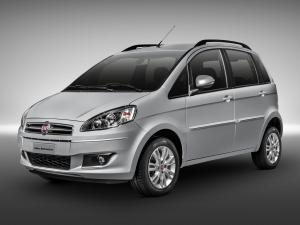 2013 Fiat Idea Attractive