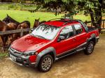 Fiat Strada Adventure CD Mangalarga Marchador 2013 года
