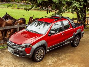 2013 Fiat Strada Adventure CD Mangalarga Marchador