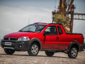 2013 Fiat Strada Working CE