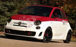 Fiat 500 Abarth Scorpion 2014 года
