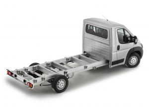 Fiat Ducato Chassis Cutaway 2014 года