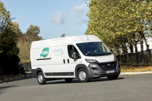 2017 Fiat Ducato Maxi Van Natural Power L3H2