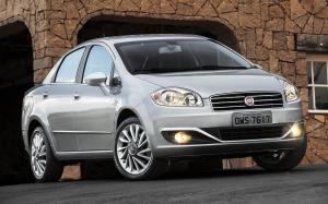 Fiat Linea Absolute 2014 года