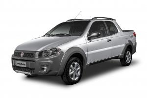 Fiat Strada Hard Working CD 2014 года