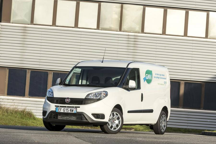Fiat Doblo Cargo Maxi Natural Power (263) '2017