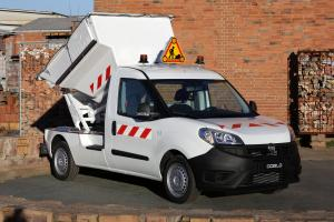 Fiat Doblo Dumper by Stiram 2015 года