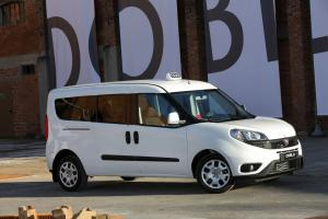 2015 Fiat Doblo Maxi Flex-People Taxi by Olmedo