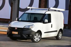 2015 Fiat Doblo Officina Mobile by Storevan