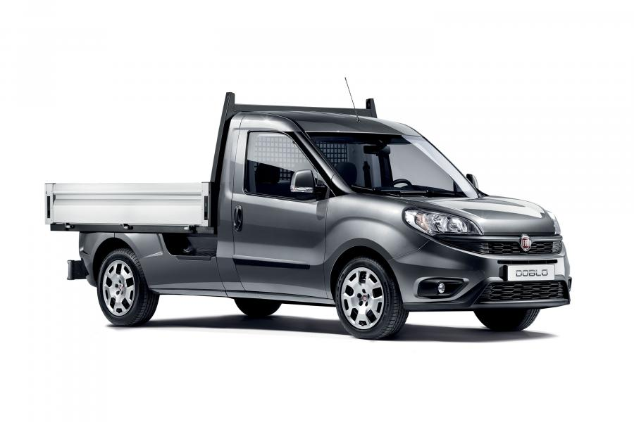 Fiat Doblo Work Up (263) '2015