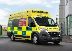 2015 Fiat Ducato Maxi Ambulance by O&H Vehicle Conversions