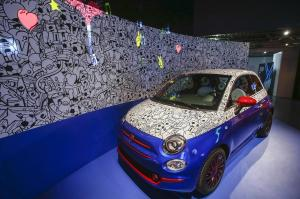 Fiat 500 Pepsi Theme by Garage Italia Customs 2016 года