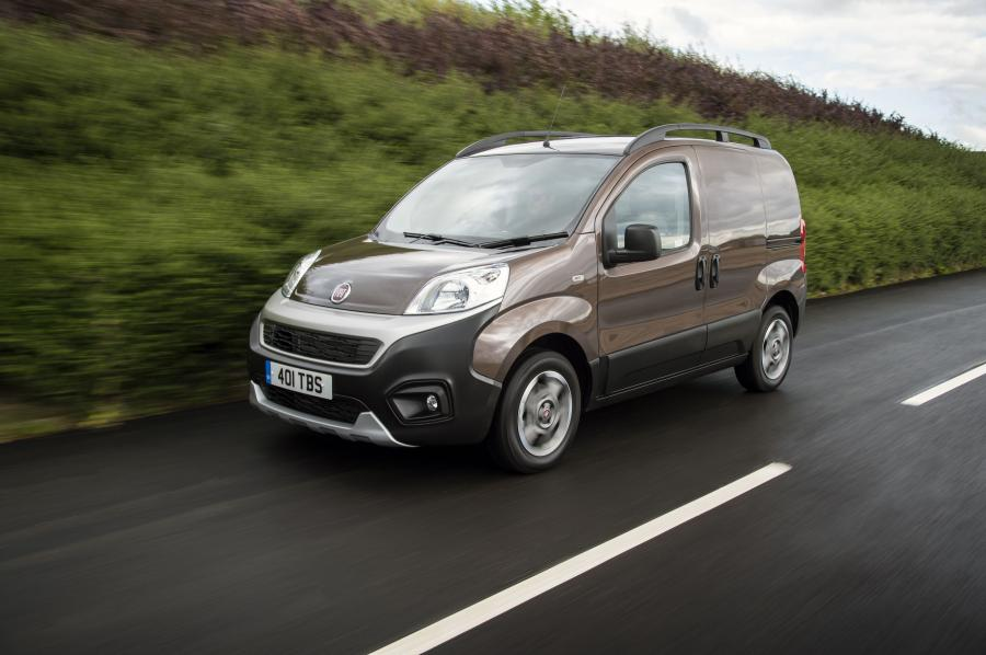 Fiat Fiorino Adventure (225) (UK) '2016