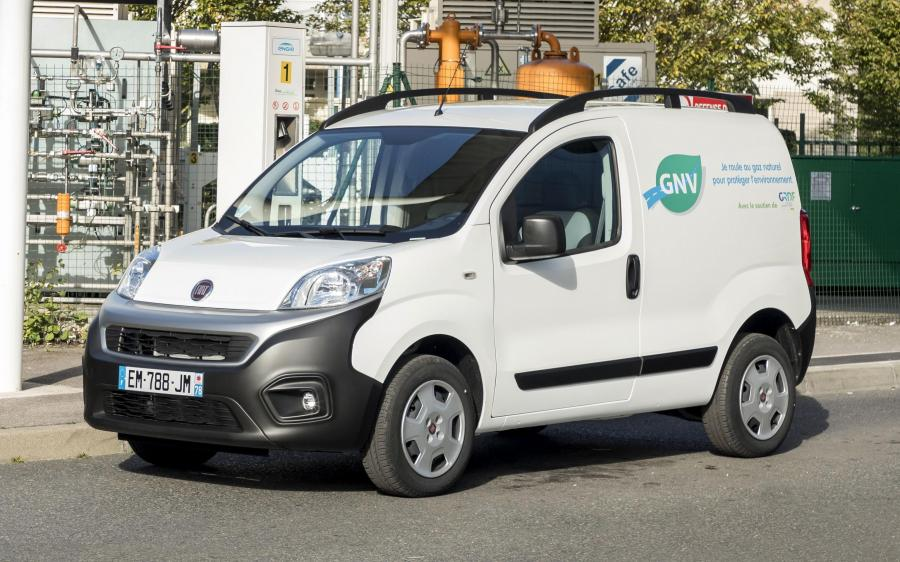 Fiat Fiorino Natural Power