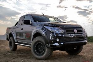 Fiat Fullback MxGP Official Car