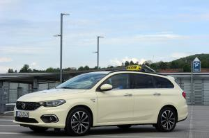Fiat Tipo Station Wagon Taxi by Intax 2016 года