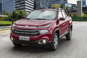 Fiat Toro Freedom 2.4 Flex AT9 2016 года