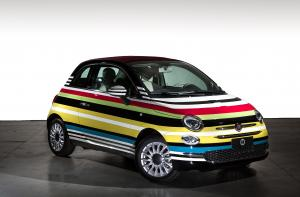 Fiat 500C Missoni by Garage Italia Customs