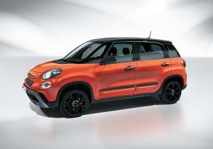 Fiat 500L City Cross 2017 года