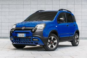 2017 Fiat Panda City Cross