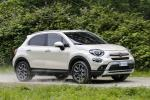 Fiat 500X City Cross 2018 года