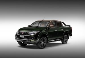 2018 Fiat Fullback Cross Concept by Garage Italia Customs