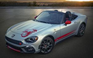 2019 Fiat 124 Spider Abarth Scorpion Sting