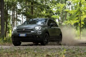 2019 Fiat 500X Cross S-Design