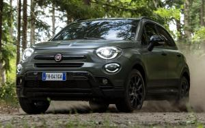 Fiat 500X Cross S-Design 2019 года