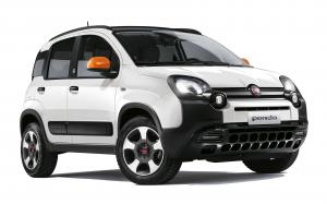 Fiat Panda connected by Wind 2019 года