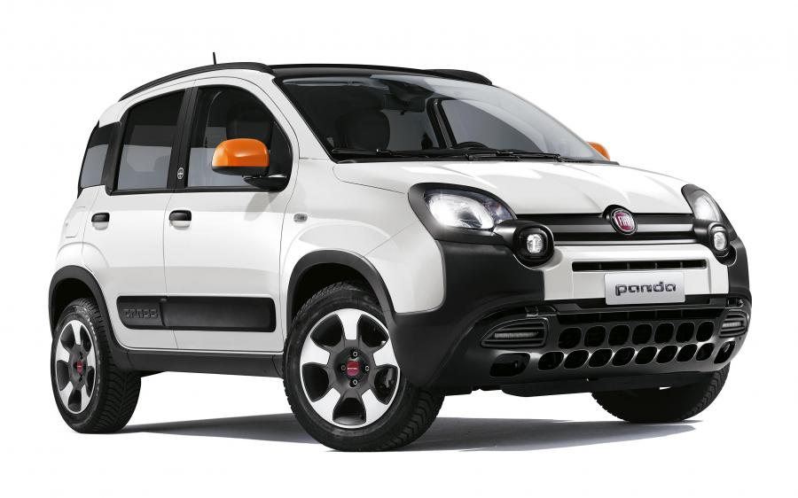 2019 Fiat Panda connected by Wind