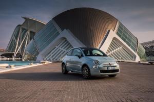 2020 Fiat 500C Hybrid Launch Edition