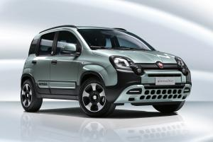 2020 Fiat Panda City Cross Hybrid Launch Edition