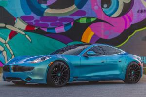 Fisker Karma on Forgiato Wheels (F2.15)